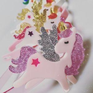 Unicorn Hairclip